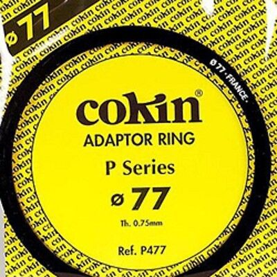 Cokin P Series 77mm Adaptor Ring - P477