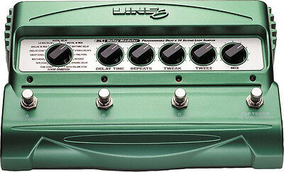 NEW Line 6 DL4 Delay Guitar Effects Modeler Stompbox Pedal