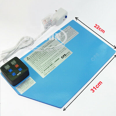 Heating Station Pad LCD Mobile Phone Touch Screen Remover Separator Hot Plate