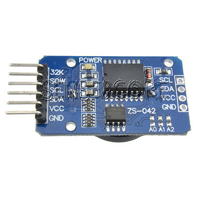 1X RTC DS3231 AT24C32 IIC precision Real time clock modul memory Arduino TE182