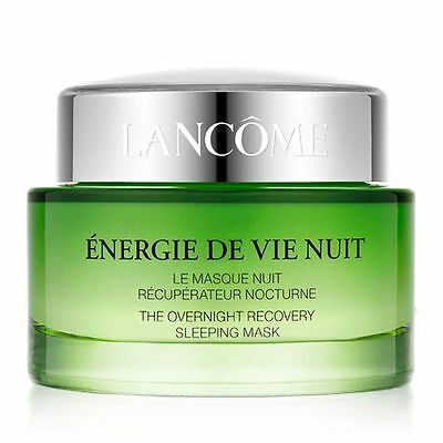 Énergie de Vie Nuit Sleeping Mask Night Cream 75ml Energizing Treatment