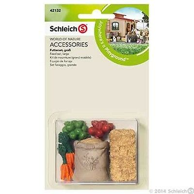 Schleich Schleich Large Feed Set