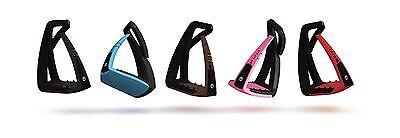 Freejump Soft Up Lite Stirrups Irons with Changable Pins