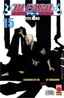 PM2456 - Planet Manga - Bleach 15 - Ristampa - Nuovo !!!