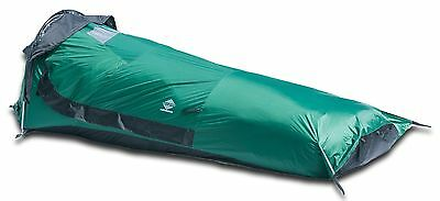 Aqua Quest Hooped Bivy Tent - One Person Single Pole Waterproof Shelter - Ult...