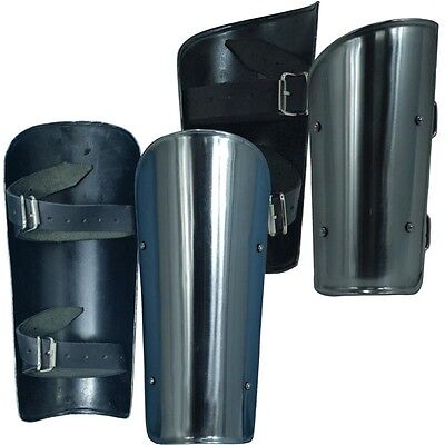 Steel Arm & Leg Armour - Perfect Re-Enactment, LARP Or Costume
