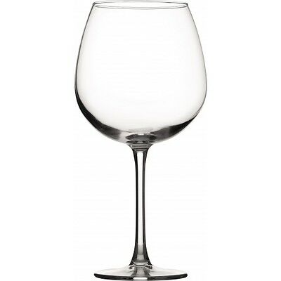 Enoteca Red Wine Glass 26.5oz Box of 12 Large Red Wine Glasses