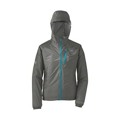 Outdoor Research Helium II Women's Jacket-Pewter-Small