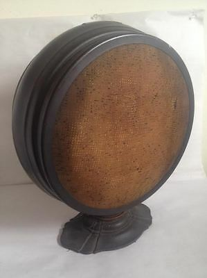 Vintage RCA RADIOLA LOUD SPEAKER Model 100 / Cast Iron Base Rare