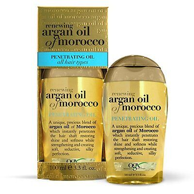 OGX Renewing Argan Oil of Morocco  Penetrating Oil 100ml - All Hair Type