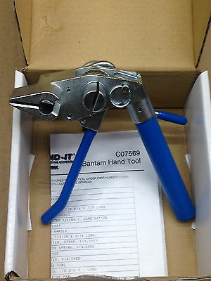Band It Bantam Tool C07569 3 way all in one steel strapping tool *Brand NEW*