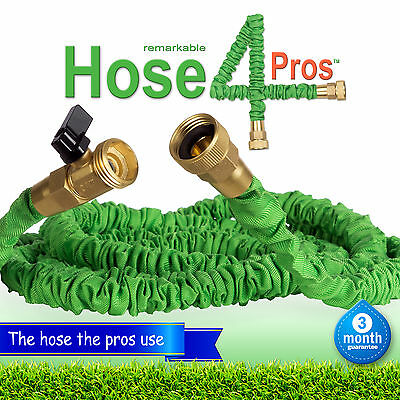 Strongest Expandable Garden Hose by Hose4Pros™. This is the hose the pros use.
