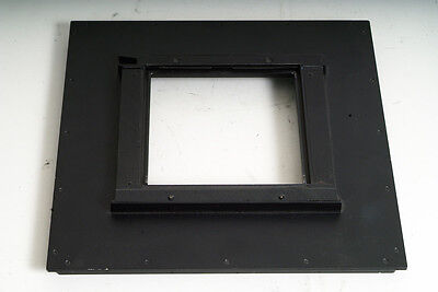 Sinar 8x10 to 4x5 Reducing Back Adapter