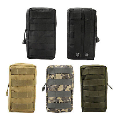 For Vest Backpack Top Quality Tactical Military Molle Utility Tool/Accessory Bag