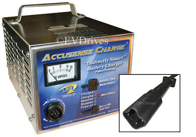DPI Golf Cart Charger 48V 17A For Yamaha Drive Carts - 2007 to Present