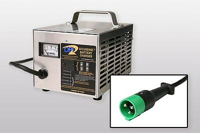 DPI Battery Charger 72V 12A with StarCar Connector Accusense Intelligent Charger