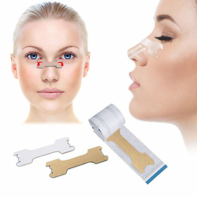 10-300 Nose Nasal Strips Plaster Sleeping Aid To Stop Snore Snoring