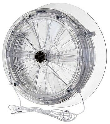 Vent A Matic Pull Cord Fan For Double Glazed Windows Model 106 + Free Stormguard