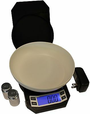 Professional Digital Table Scale Gold Jewelry Coin Gemstone Backing Spices 500 G