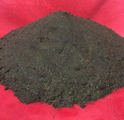 Fish Tank Aquatic Sand 4 Kg BLACK PLAIN  Stunning Reptiles Vivariums Terrariums