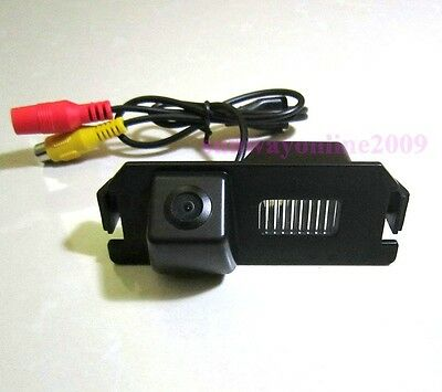 CCD Color Rear View Camera for Hyundai Genesis I30 ROHENS COUPE Tiburon Kia Soul