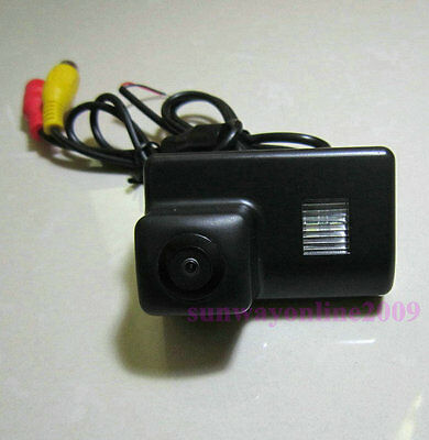 CCD Car Rear View Camera Peugeot 206 207 306 307 308 406 407 5008 Partner Tepee