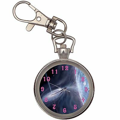 New Cygnus X Key Chain Keychain Pocket Watch