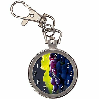 New Grapes Key Chain Keychain Pocket Watch