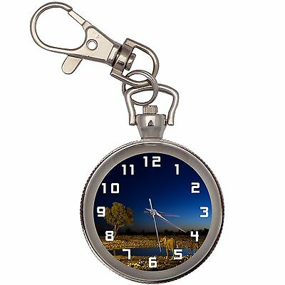 New Quiet Moment Key Chain Keychain Pocket Watch