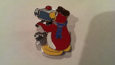 Disney Trading Pins-Club Penquin-Mystery Series 2-Movie Director
