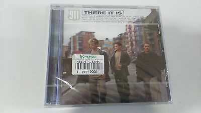 911 There It Is Cd 1999 Nuevo Y Precintado New And Sealed