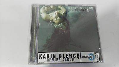 Karin Clercq Femme X Cd Nuevo Y Precintado New And Sealed