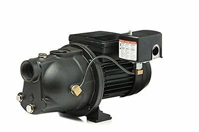 Red Lion PWJET50 Shallow Well Jet Pump, New, Free Shipping