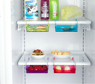 Storage Layer Formula kitchen Refrigerator Rack Tic Box Of Storage Spacer Fresh