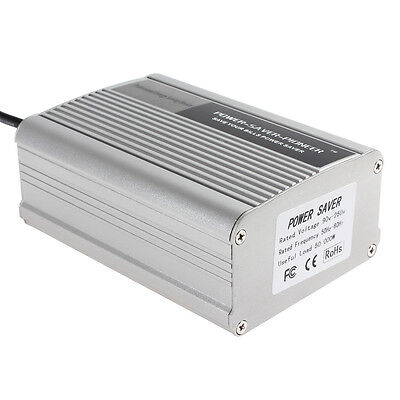 Up to 35% 50KW 90-250V Power Energy Saver Saving Box Electricity Bill Killer