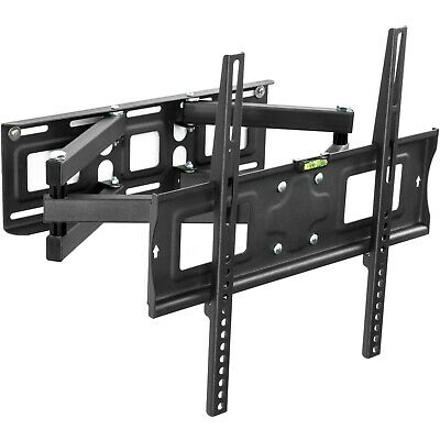Slim Tv Support Mural Plasma Inclinable Pour 22 26 32 42 46 47 50 55