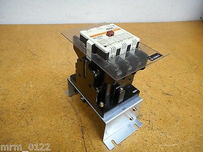 Fuji Electric SC-2SN(50) Magnetic Contactor With 200/220V 50/60Hz Coil