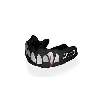 Ampro Custom Made Premium Dentist Mouthguard - Boxing / MMA / Rugby / Hockey