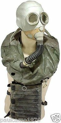 Soviet Gas Mask Ip-5 Army Surplus Emergency Diving Mask  Unique  All Sizes