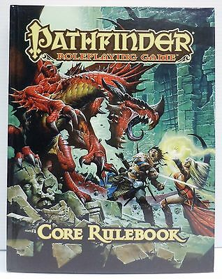 Pathfinder Role Playing Game Core Rulebook Paizo PZO1110 2013 NEW RPG