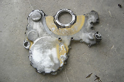 caterpillar 3176 engine front cover 102-5843