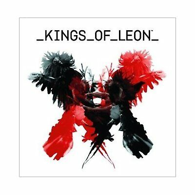 Kings Of Leon Logos And Icons Greeting Birthday Card Any Occasion Album Official