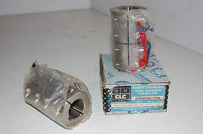 Shaft coupling Rigid, Ruland, CLC-16-16-SS, Box of 2 units for the price