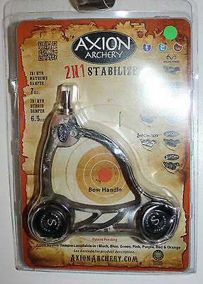 Axion Archery 2 in 1 HTR Stabilizer Lost Camo AAA-4200LC