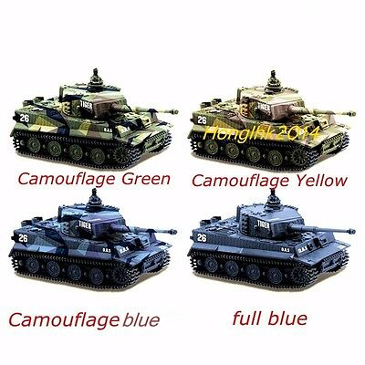 2.4GHz Micro RC Tank Toys Remote Control Kids Children Toy Amazing Gift