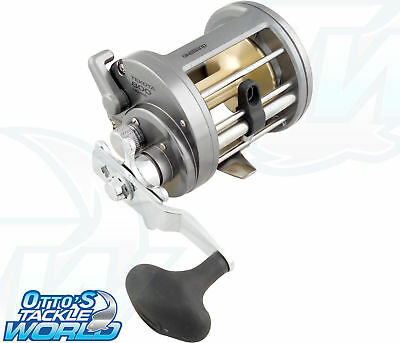 Shimano Tekota Overhead Fishing Reel BRAND NEW at Otto's Tackle World
