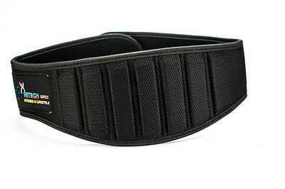 Gym Fitness Bodybuildying Weight Lifting Belt Back Support Exercis Work Out Belt