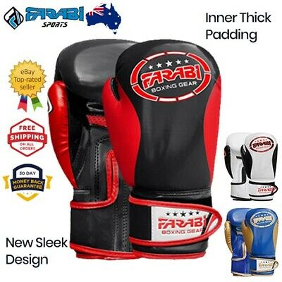 Kids Boxing Gloves training sparring kick boxing MMA muay thai mitts