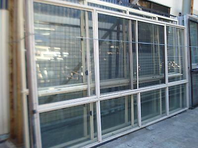 Primrose Aluminium Sliding Window (W)3510 x (H)1970mm