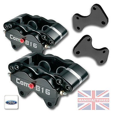 Mk1+Mk2 Escort Rs2000 Capri 2.8i Mexico Rear Brake Calliper Conversion CMB0046